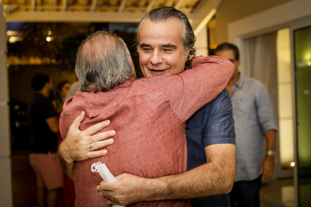 Pedro Carapeba E Carlos Aguiar