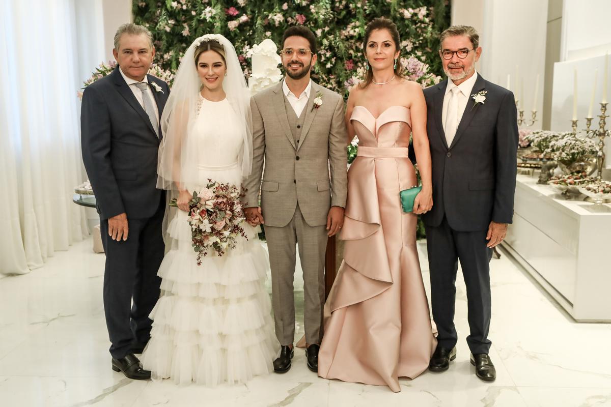 Pedro Holanda, Sara Cidrao, Pablo De Tancredo, Adriana Terceiro E Aldy Nunes