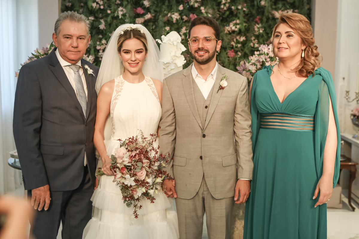 Pedro Holanda, Sara Cidrao, Pablo De Tancredo E Tereza Moarais
