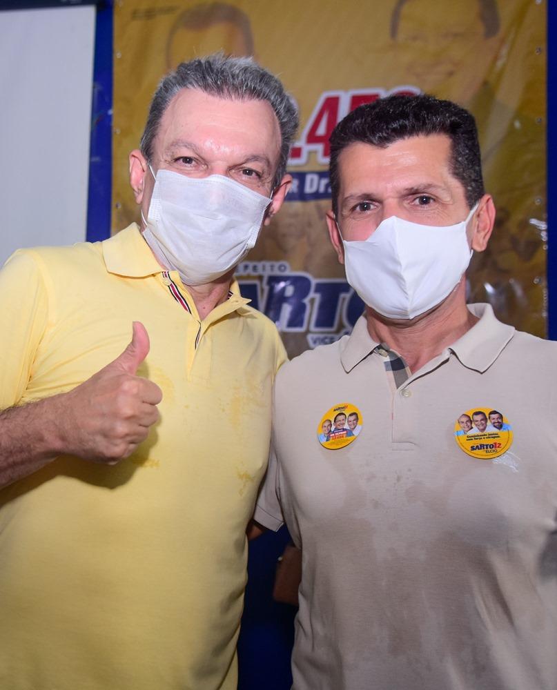Pompeu Vasconcelos, Sarto Nogueira E Erick Vasconcelos (5)