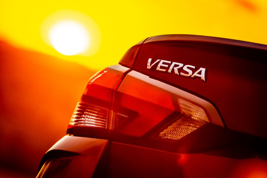 """Tudo a postos para o Novo Nissan Versa que """"nasce"""" amanhã!"""