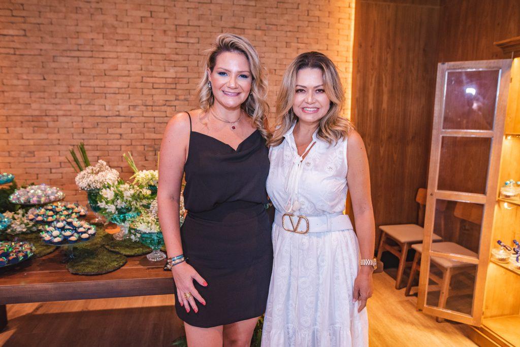 Rachel Fortes E Maria Silva