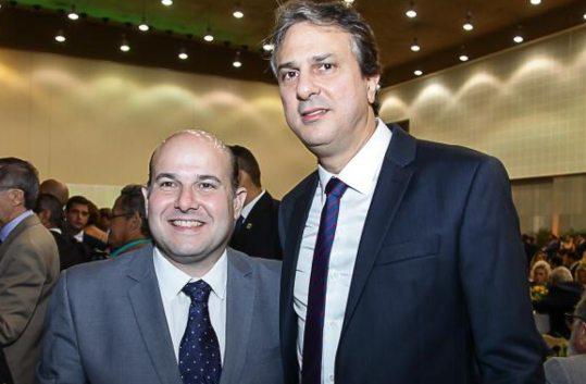 Roberto Cláudio e Camilo inauguram a duplicação do viaduto do Makro amanhã