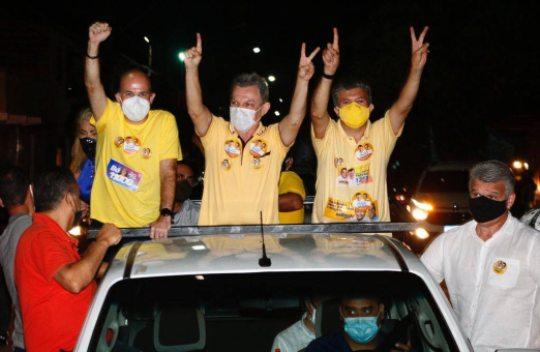 Ibope aponta Sarto em empate técnico no 2º lugar na disputa pela Prefeitura de Fortaleza