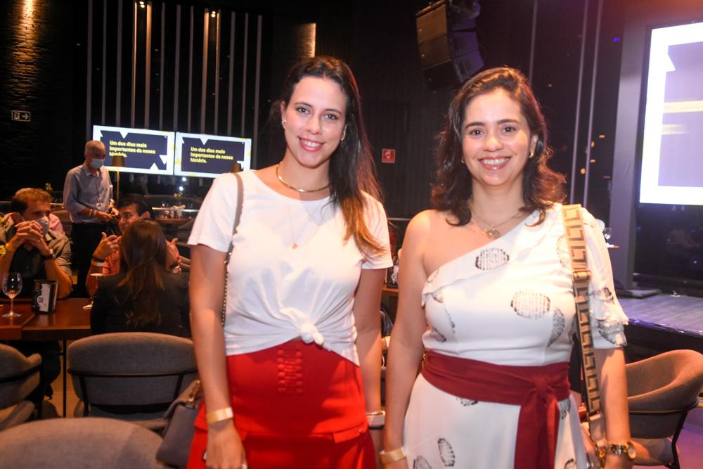 Rebeca Parente E Mariana Holanda