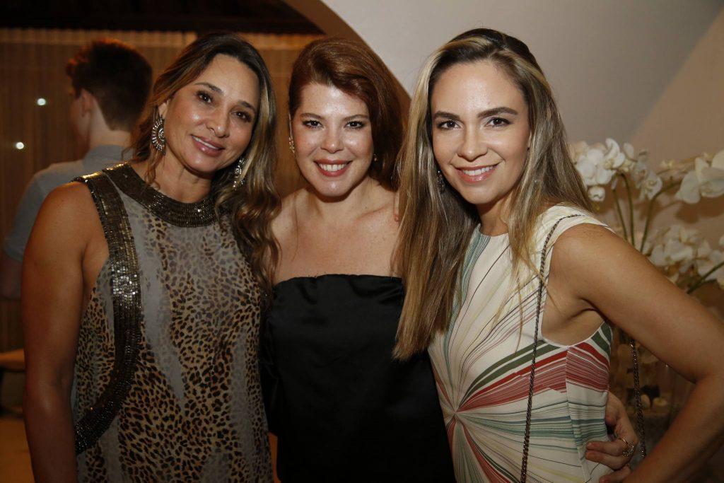 Renata Ladeia, Marciane Holanda E Janaina Gradvohl