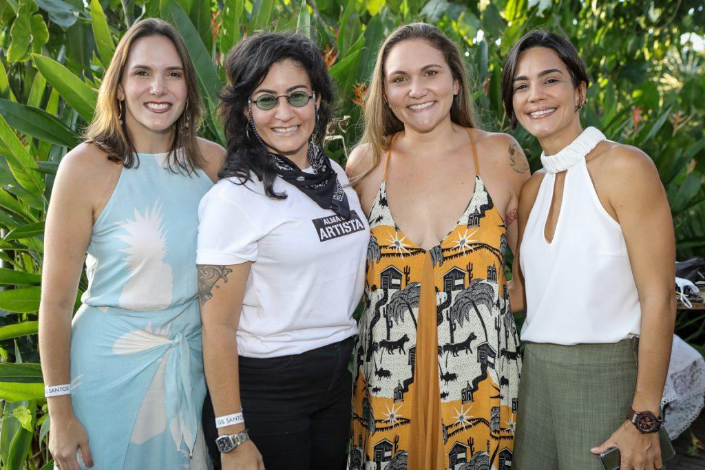 Renata Santos, Joana Sale, Luciana Patricio E Karine Studart (1)