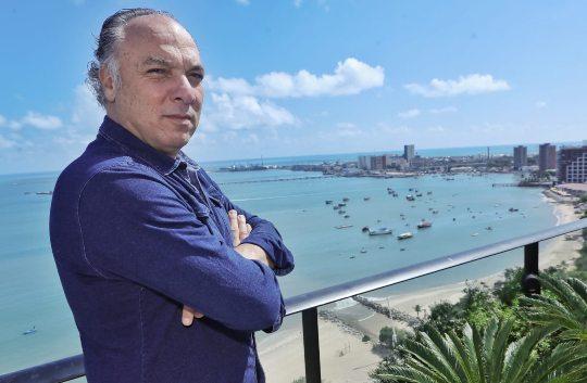"""Ricardo Bellino busca novos parceiros no Brasil para desenvolver a """"Escola da Vida"""""""