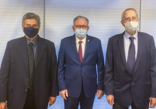Ricardo Cavalcante aclamado como novo presidente da Associação Nordeste Forte
