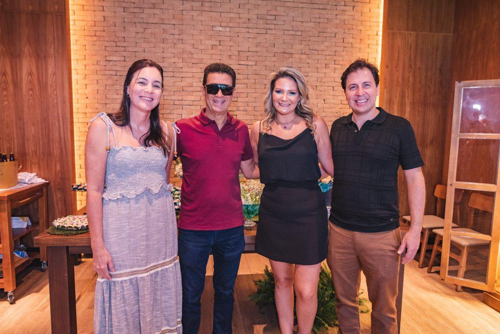 Roberta Camara, Jose Ximenes, Rachel Fortes E Danilo Cavalcante