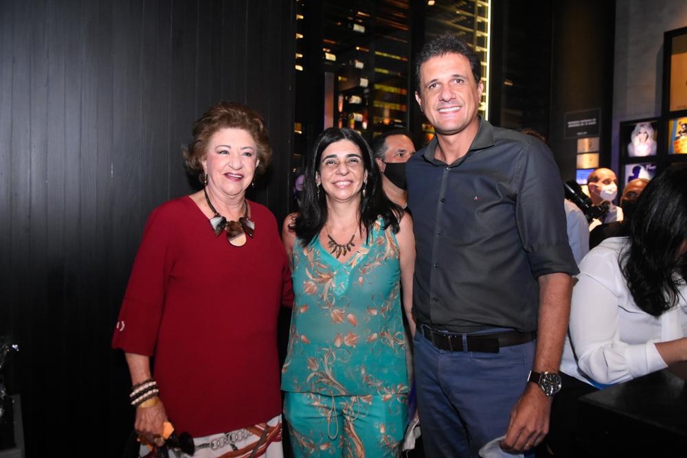 Roberta Campos, Maria José E Wellington Oliveira