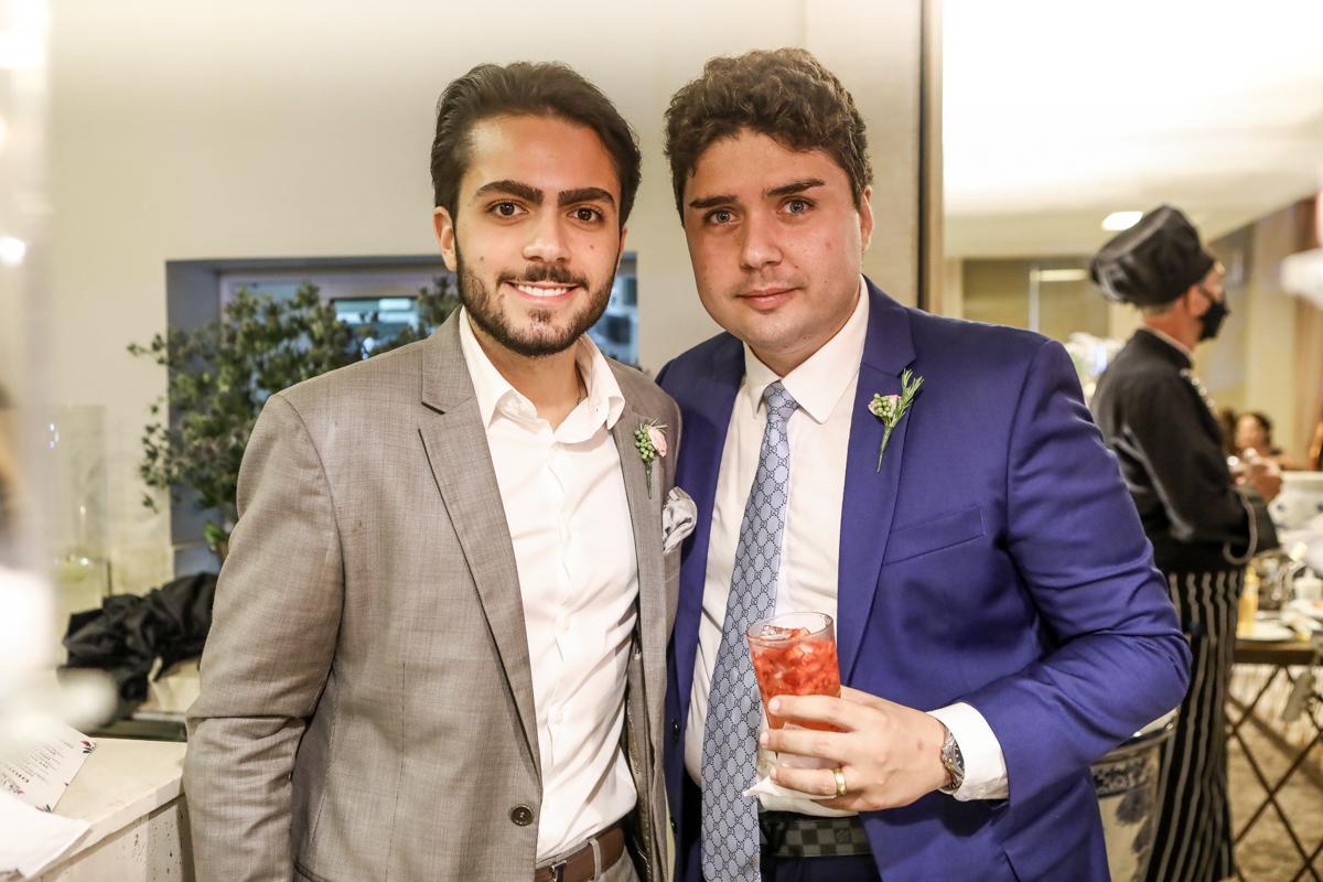 Rodrigo Sousa E Igor Linhares (2)