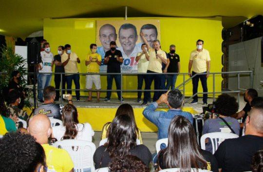 José Sarto promete ampliar as políticas voltadas para crianças nos primeiros anos da infância e no esporte para os jovens
