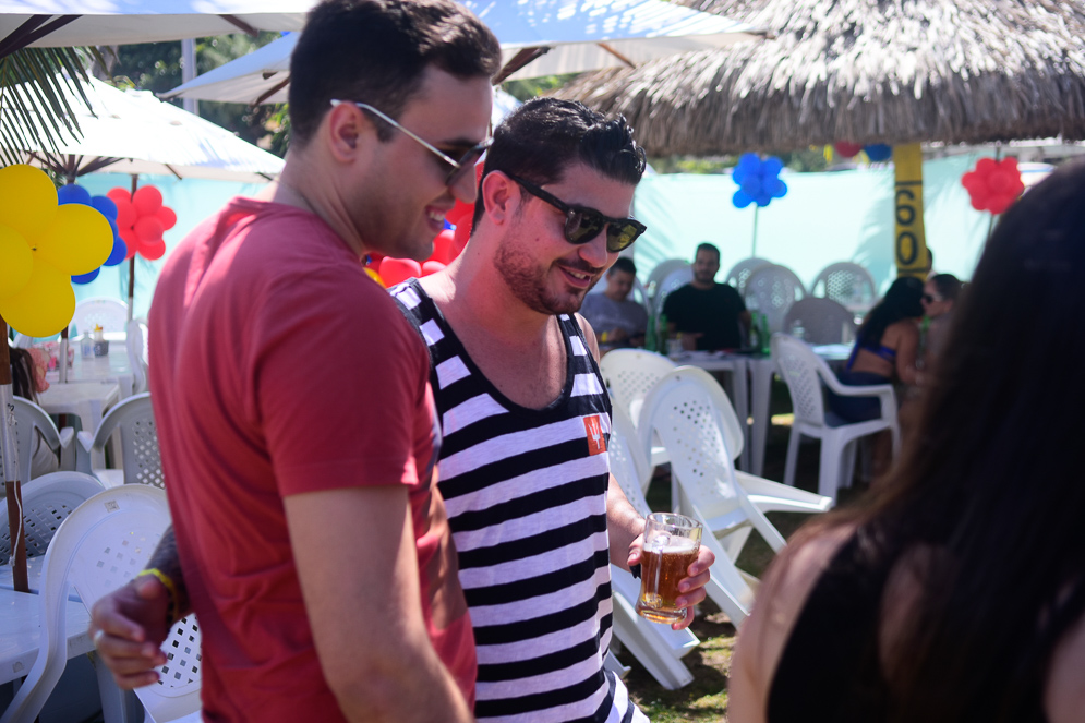 Simon Kildare E Eric Moreira