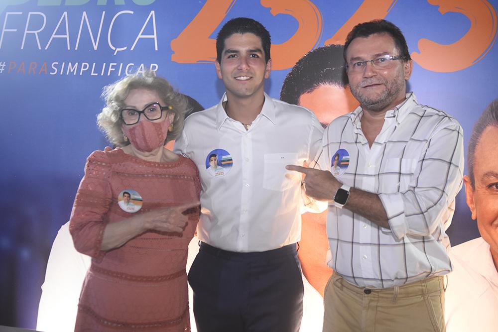 Socorro E Pedro França, Geraldo Pinto