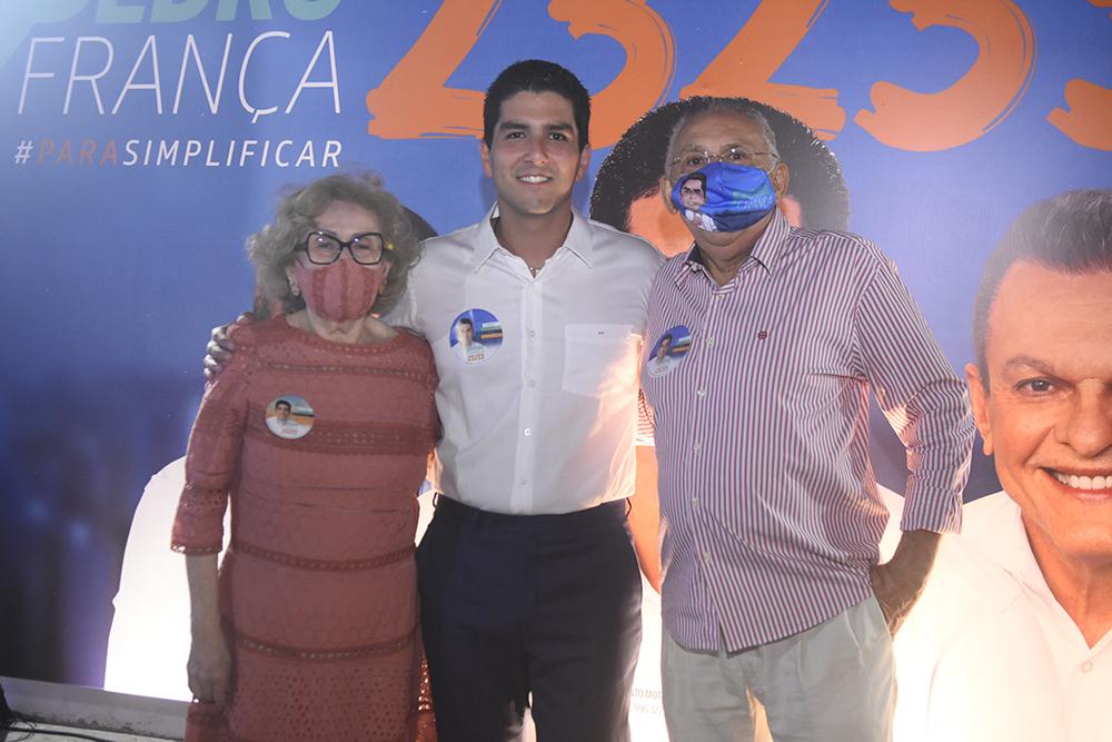 Socorro E Pedro França, Luiz Corrêia