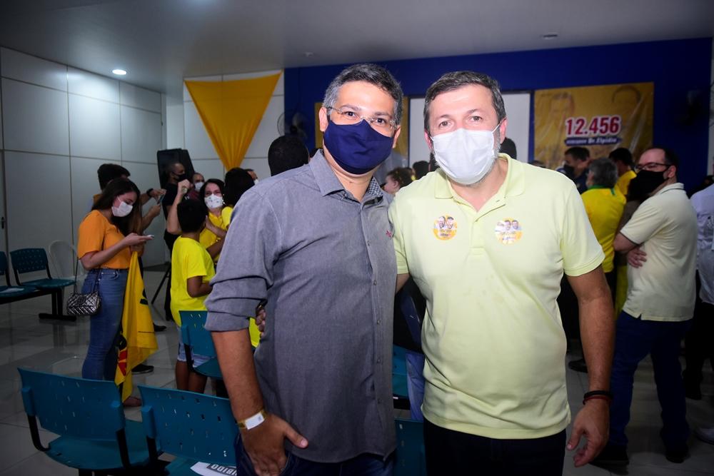 Thiago Guimarães E Elcio Batista
