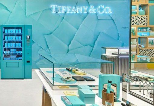 Grupo LMVH anuncia a conclusão da compra da Tiffany por US$ 15,8 bilhões