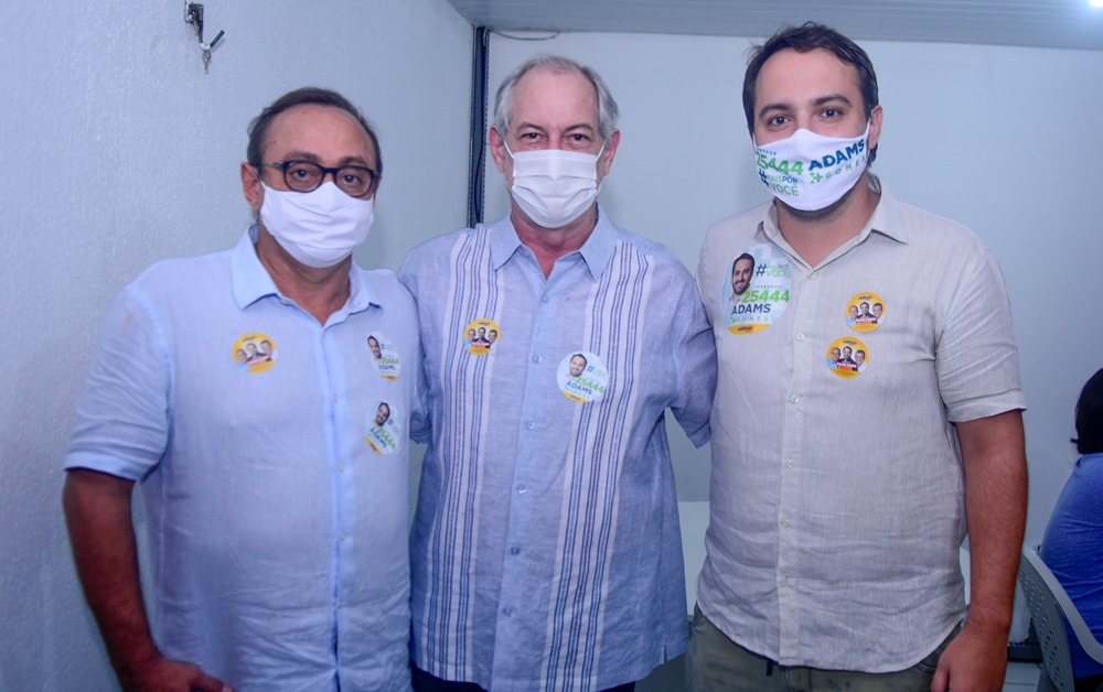 Tin, Ciro E Adams Gomes, Gony Arruda (2)