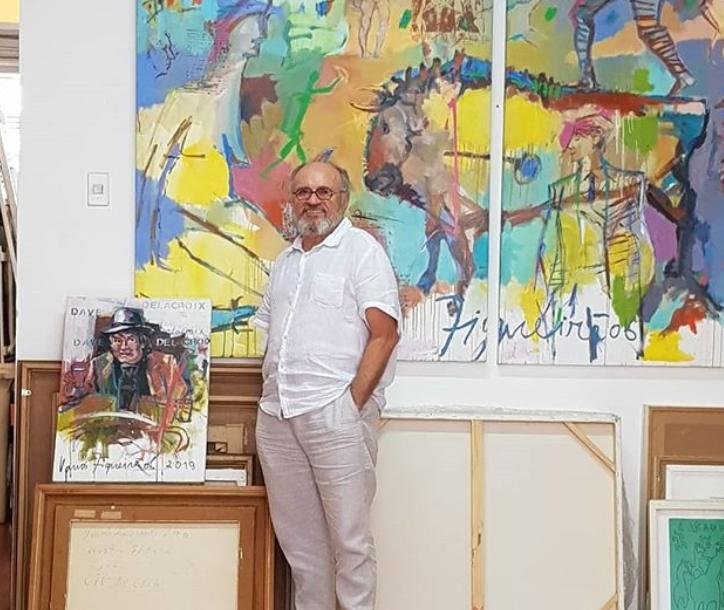 Vando Figueiredo insere suas obras no mercado NFT