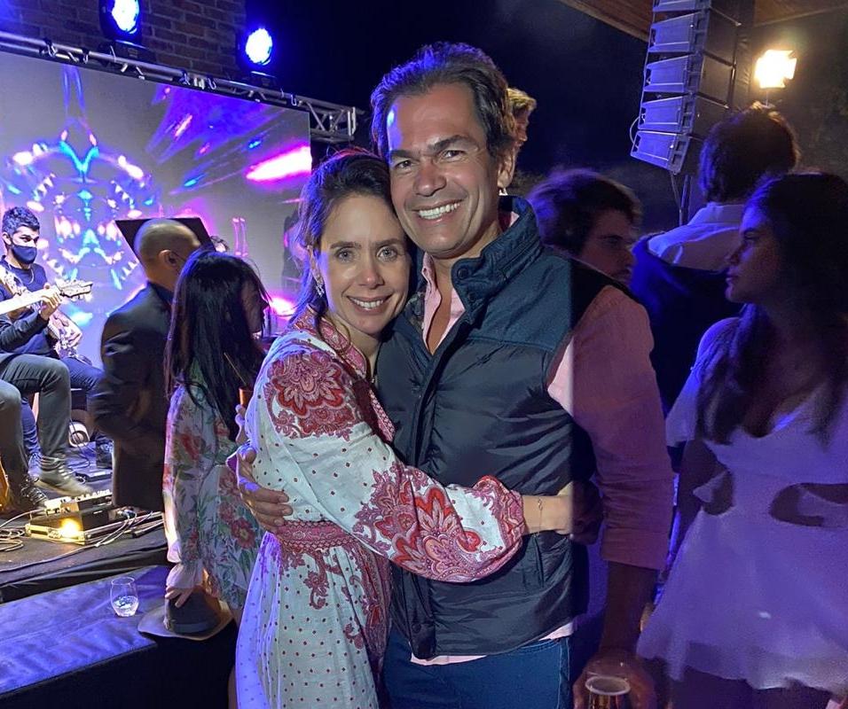 Sobraram alegria, descontração e muita emoção na inauguração do Haras Melo Pinheiro