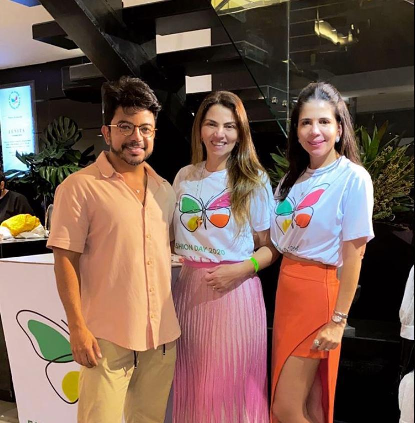 Casa Linda Flor participa da terceira edição do Lenita Fashion Day