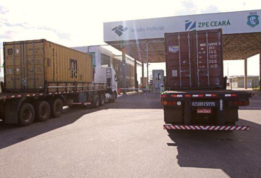 ZPE Ceará registra alta de 13,2%, em setembro, no movimento de cargas