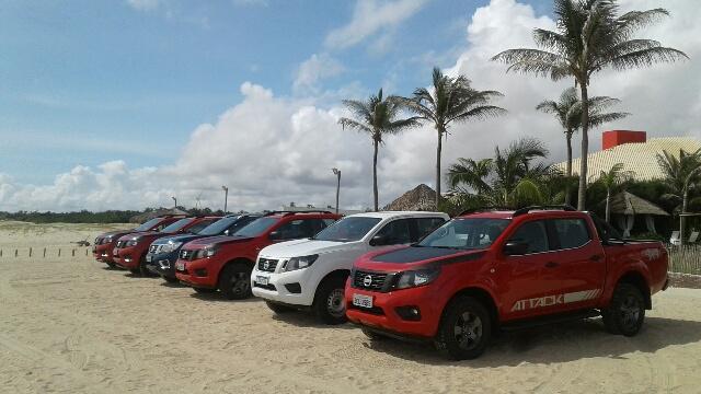 Picape da Nissan lidera vendas em três capitais do Nordeste e em São Paulo