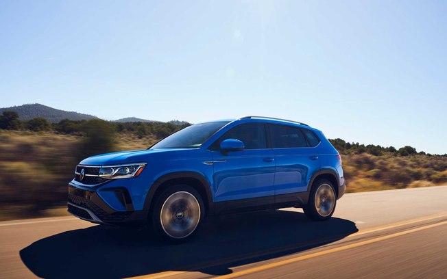 Taos, da Volkswagen, é lançado …. mas no México!