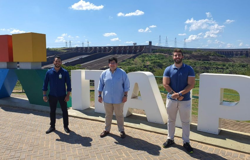 Comitiva da AJE Fortaleza participa de assembleia da Conaje em Foz do Iguaçu