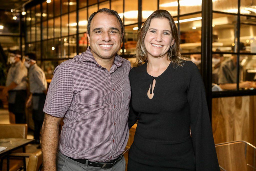 Alexandre Cavalcante E Juliana Ribeiro
