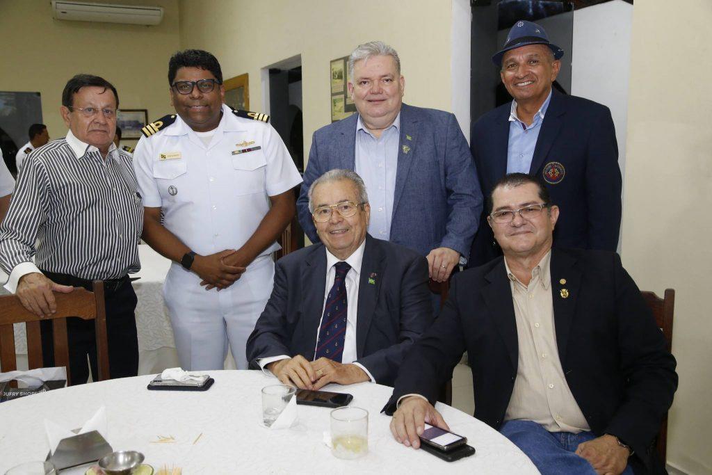 Alvaro Andrade, Jose Roberto, Pedro Jorge, Licinio Correa, Meton Vasconcelos E Jamiro Dias