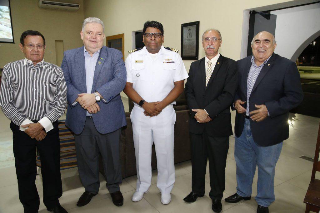 Alvaro Andrade, Pedro Jorge, Jose Roberto, Romel Almeida E Wilton Daer