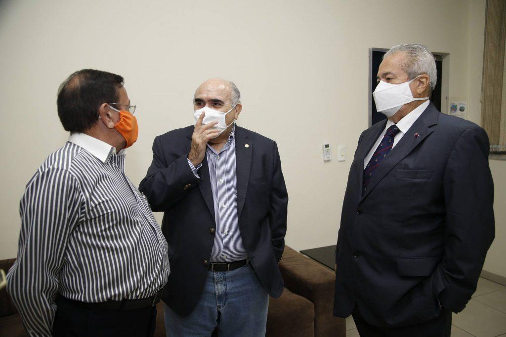 Alvaro Andrade, Wilton Daer E Meton Vasconcelos
