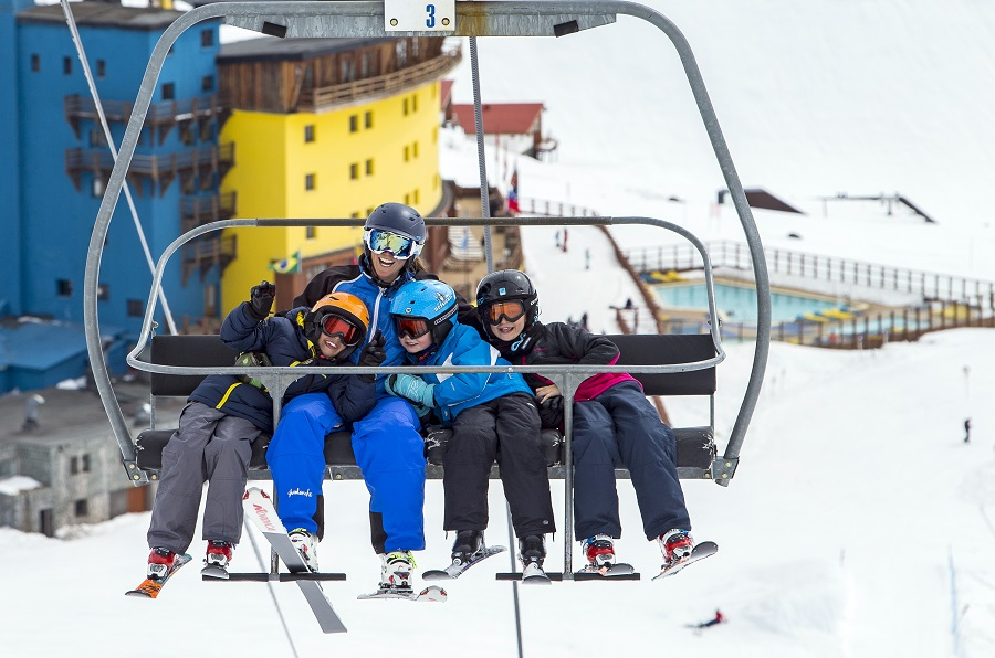 Ski Portillo apresenta as novidades para a temporada 2021