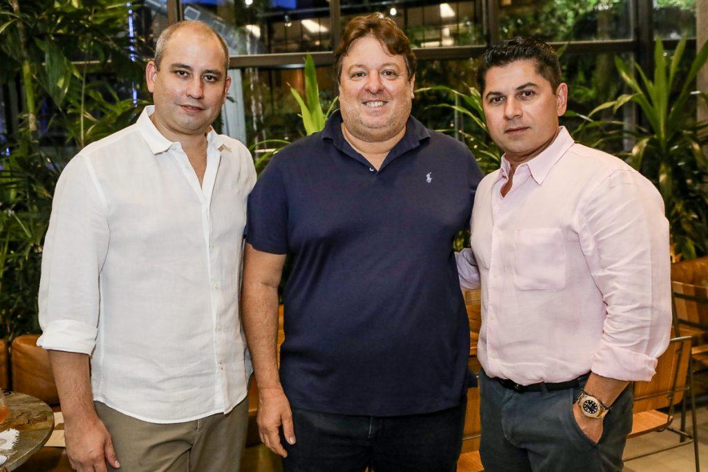 Andre Linheiro, Rodrigo Moreira E Pompeu Vasconcelos (1)