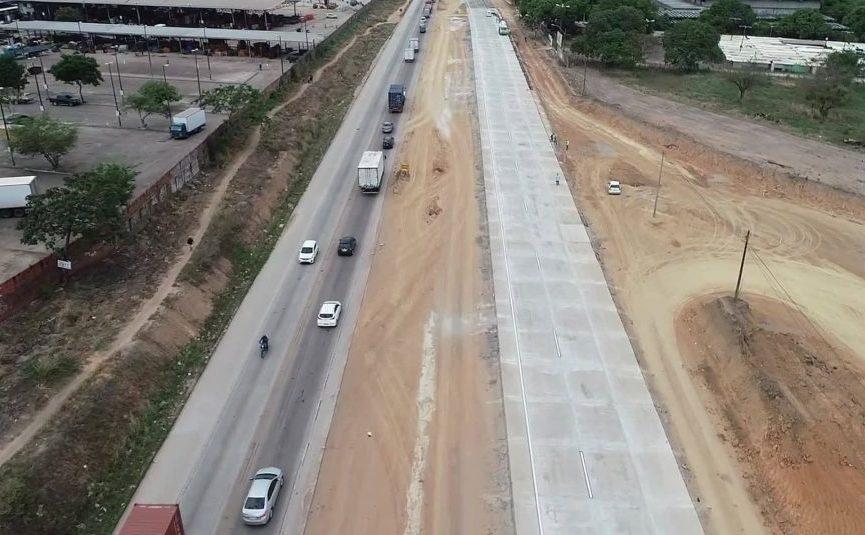 Governo do Ceará libera o tráfego de veículos em novo trecho do Anel Viário