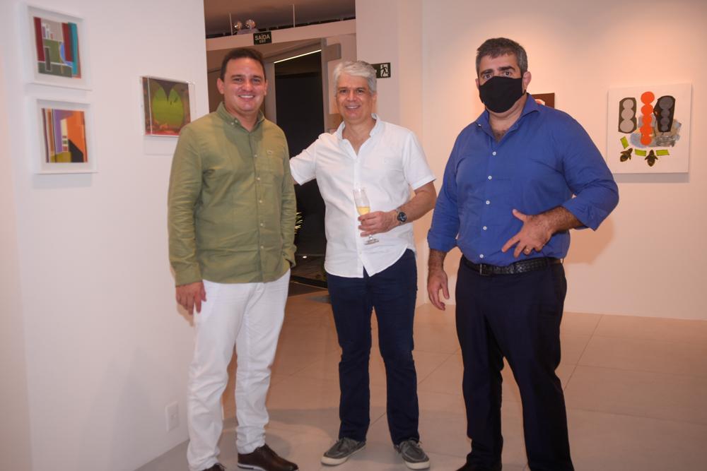 Antonio Neto, Leonardo Leal E Carlos Dale