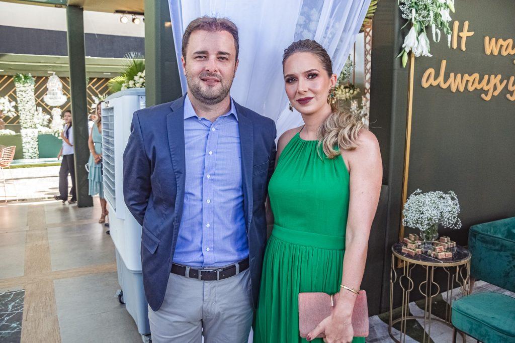 Augusto E Marina Luz