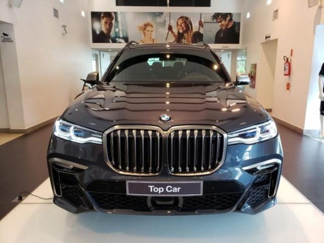 Concessionária Haus BMW está pronta para receber versão especial do X1