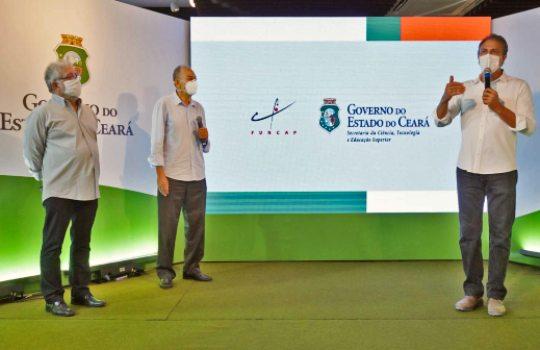 Governo do Ceará investe R$ 32 milhões em bolsas de formação de pesquisadores