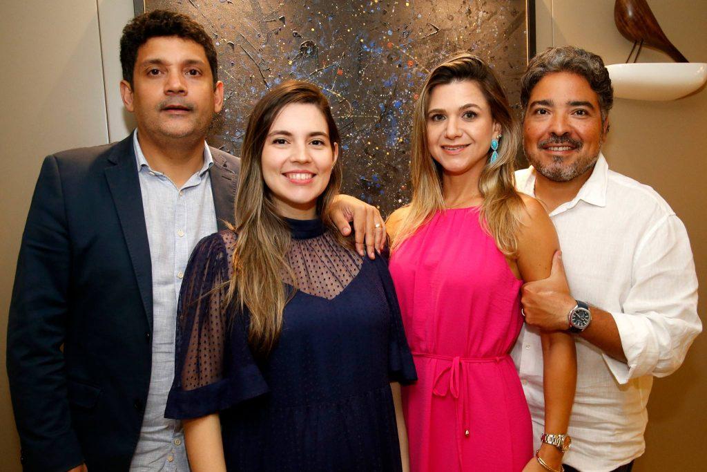 Bruno E Juliana Queiroz, Aline E Leandro Vasquez