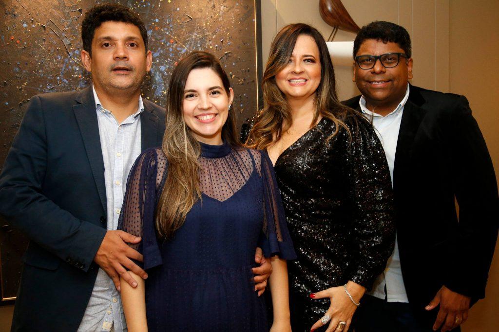 Bruno E Juliana Queiroz, Mychele Sampaio E Jose Roberto