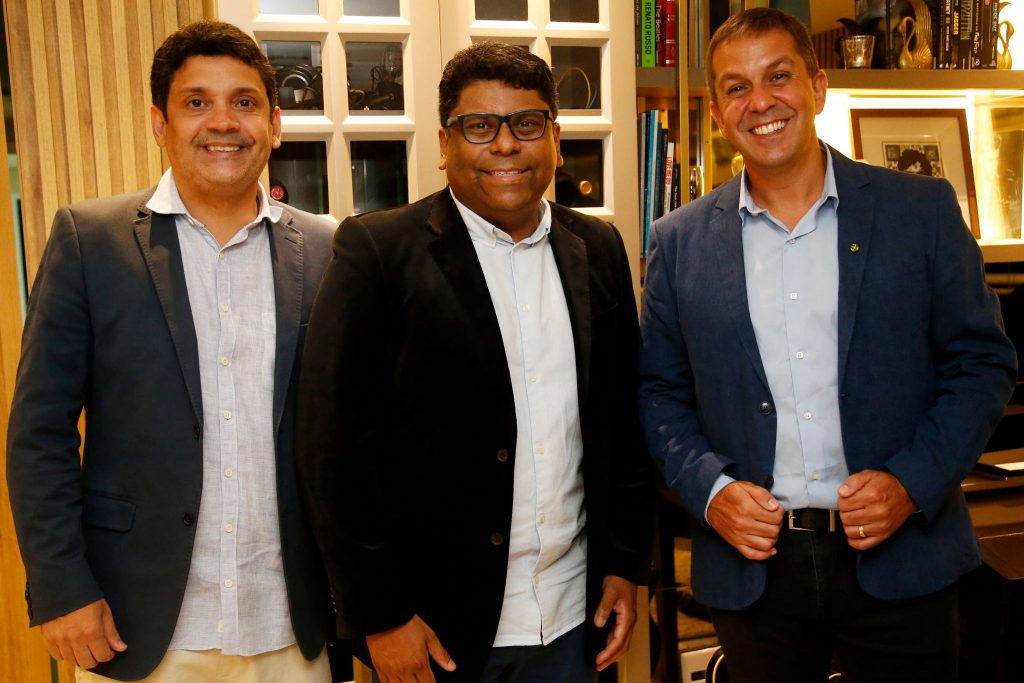Bruno Queiroz, Jose Roberto E Ricardo Barillo