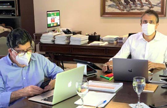Camilo prorroga decreto governamental sem alterações e descarta o lockdown