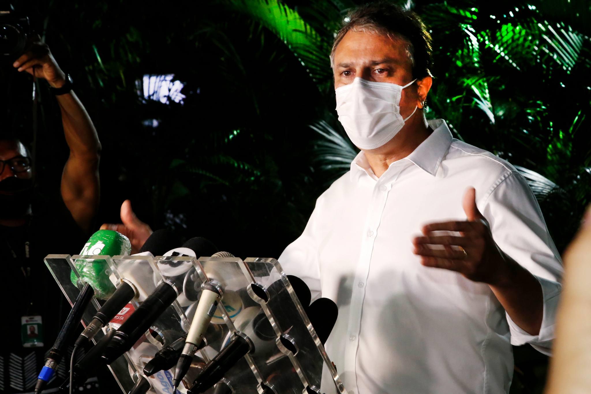 Camilo declara apoio incondicional a Sarto para a Prefeitura de Fortaleza