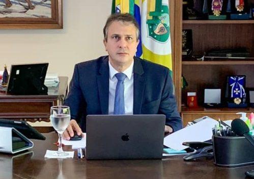 Camilo estranha operação da PF em Fortaleza, a poucos dias das eleições