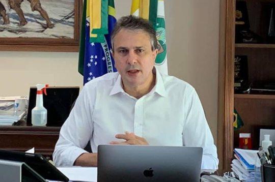 Camilo anuncia em suas redes sociais, novos concursos para área da Segurança Pública do Estado