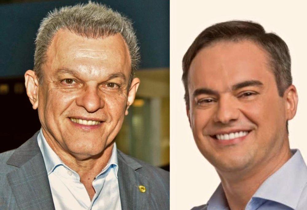 Pesquisa Ibope mostra Sarto com 60% e Capitão Wagner com 40% dos votos