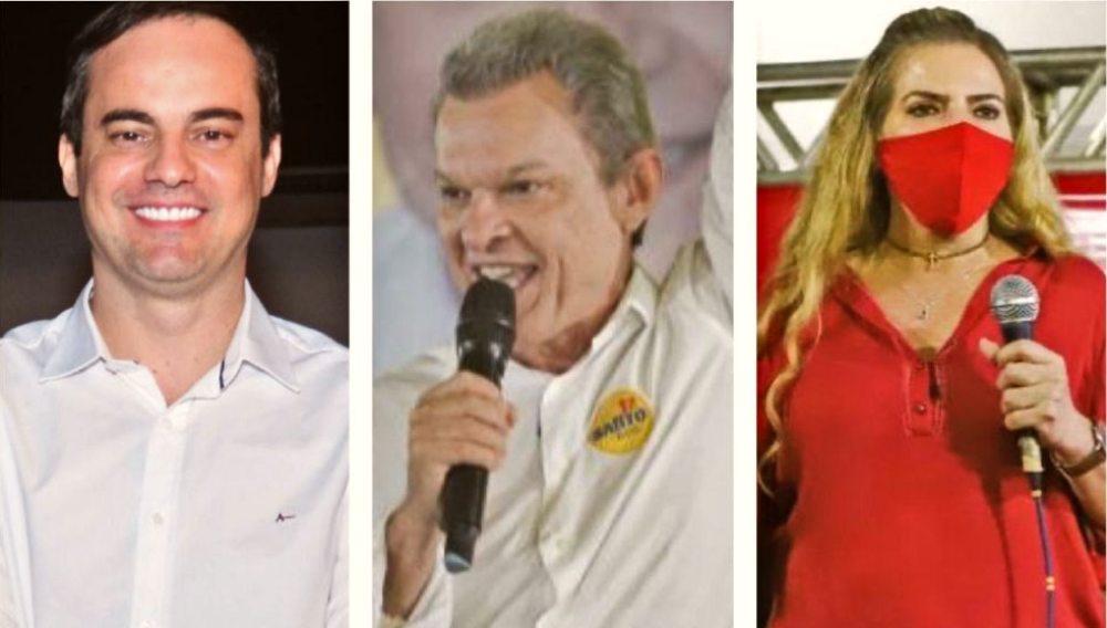 Pesquisa Datafolha: Wagner tem 30%, Sarto vai a 27% e Luizianne cai para 15%